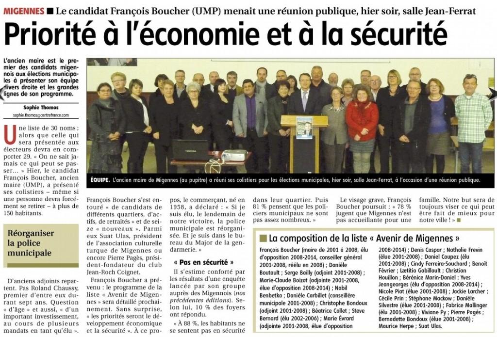 Réunion FB Migennes